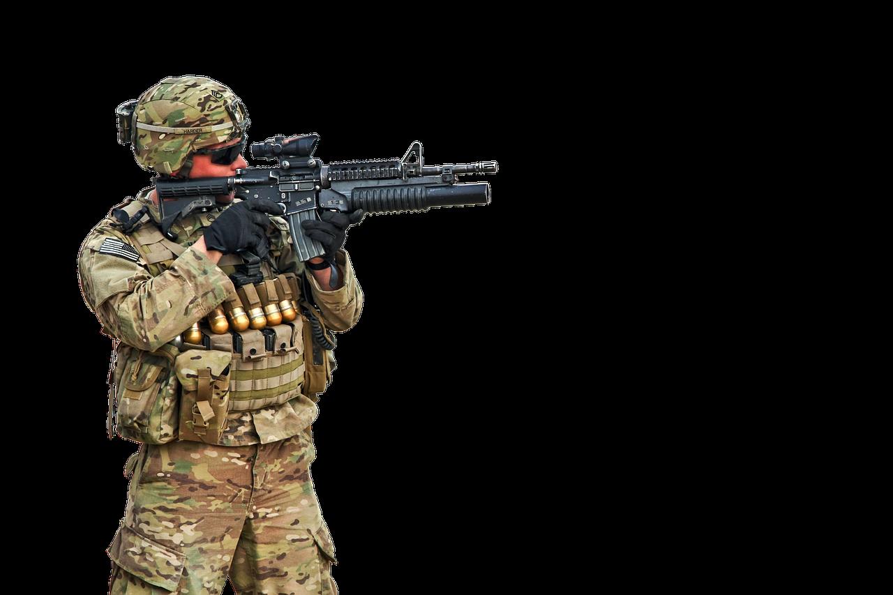 ako trenovať obrannú streľbu armytraining blog