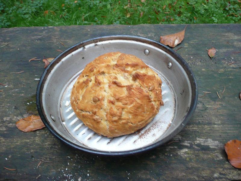 prežitie pečenie chleba v divočine armytraining.sk