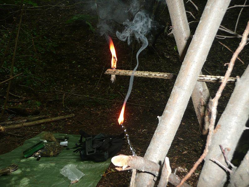 sviecka v lese armytraining.sk