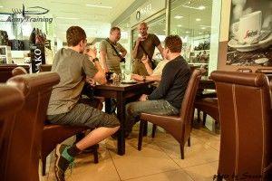 osobna bezpečnosť v reštaurácii kurz armytraining.sk