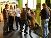 obrana proti agresivnemu utocnikovy na kurze bezpecnosti armytraining.sk