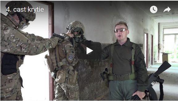 ukažka výcviku a drilov od armytraining