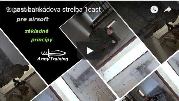 taktika videokurz cqb taktiky pre airsoft armytraining
