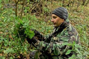 zber liečivých rastlin na kurze prežitia armytraining.sk