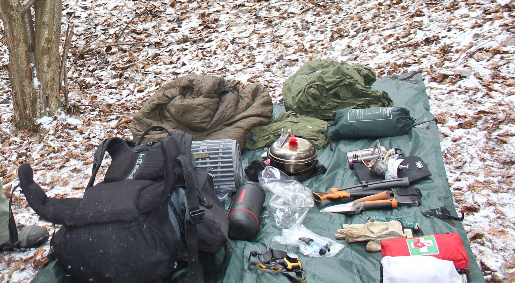 veci na prežitie armytraining.sk vybava do lesa