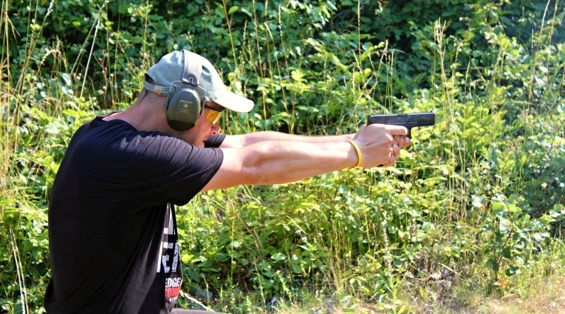 kurz obrannej streľby, zážitok a vzdelávanie armytraining.sk