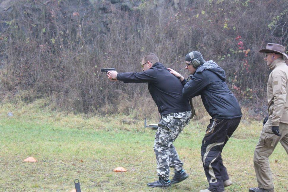 streľba za pohybu armytraining.sk
