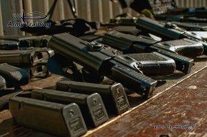 zbrane, pištole, zážitok azábava so zbraňami nastrelnici armytraining.sk