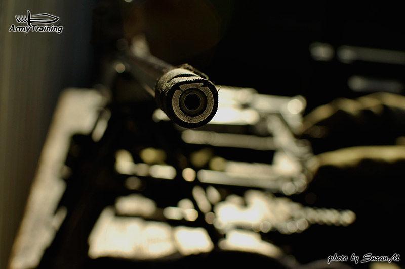 akcná streľba, streľba s odstrelovacou puškou, záźitok armytraining.sk