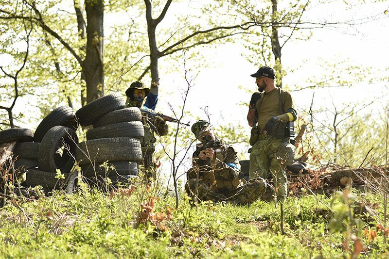 airsoft, takticke kurzy armytraining.sk