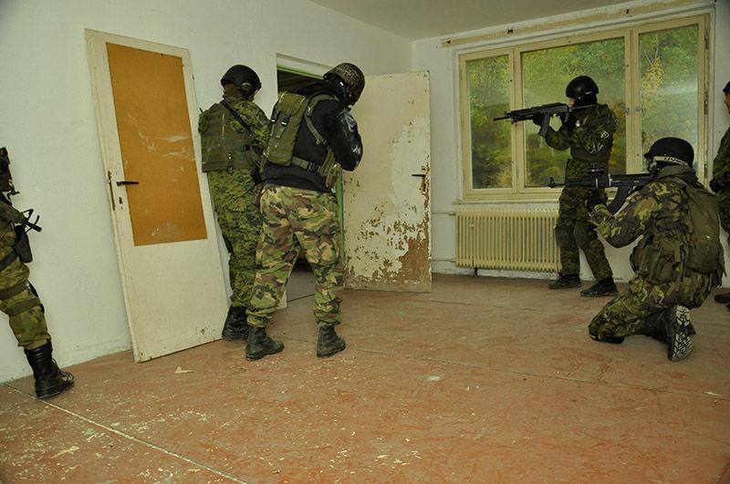taktika , kurz od armytraining.sk , airsoft