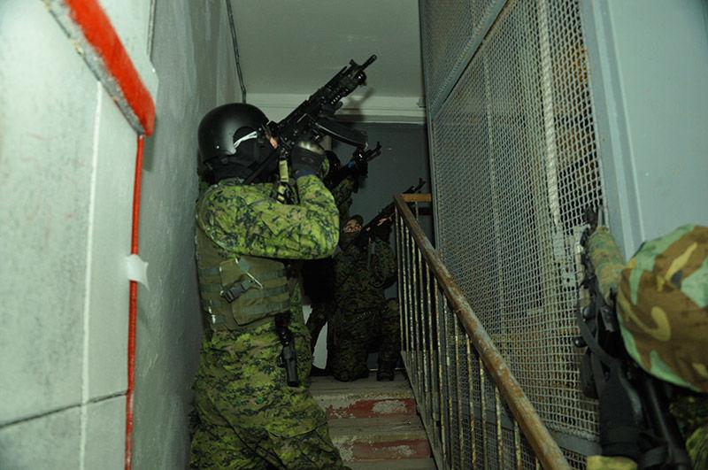 boj o schody, taktika kurz a vycvik armytraining.sk