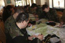 topografia, mapa, buzola, vycvik kurz armytraining.sk