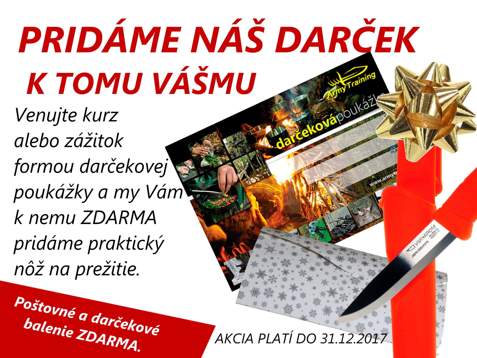 vianoce akcia 2017