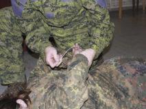 kurz zajatia, putá, natlak armytraining.sk