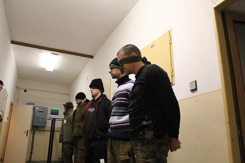 kurz zajatia, natlak zažitok boj, armytraining.sk