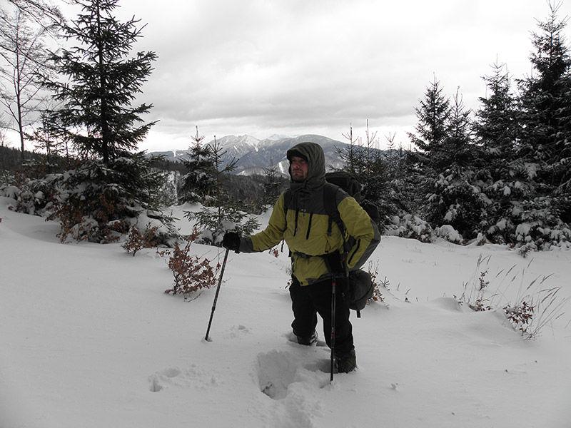 zimný kurz v prirode, zažitok armytraining.sk