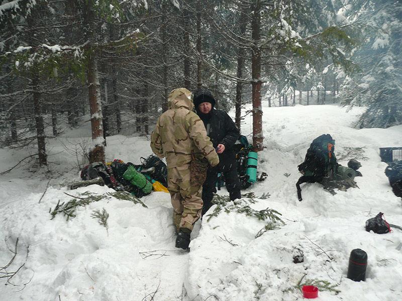 zimný kurz prežitia armytraining.sk