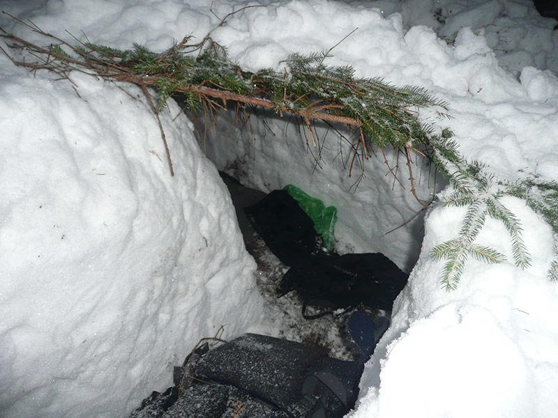 zahrab v zime armytraining.sk