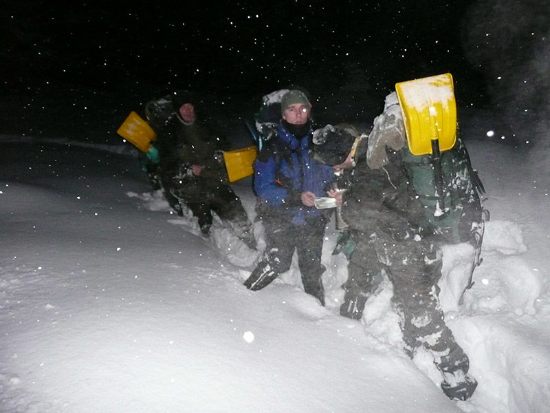 orientácia v zime armytraining.sk