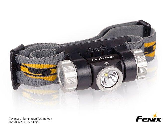 Čelovka Fenix HL23 - šedá