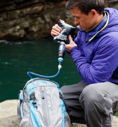 Sawyer SP110 redukcia pre hydratačné systémy