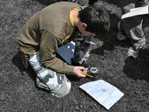 kurzy topografie a orientácie v prírode od armytraining