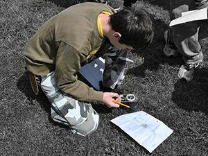 kurzy topografie aorientácie vprírode od armytraining