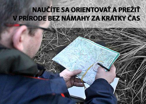 vedomosti a zručnosti v prírode, ako prežiť armytraining