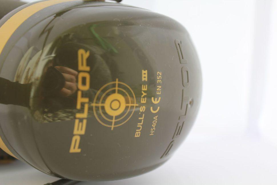 Strelecké slúchadlá Peltor Bull´s Eye III3
