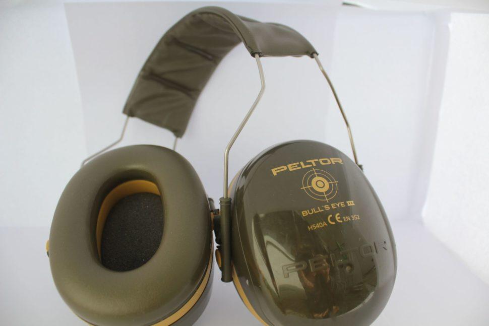 Strelecké slúchadlá Peltor Bull´s Eye III5