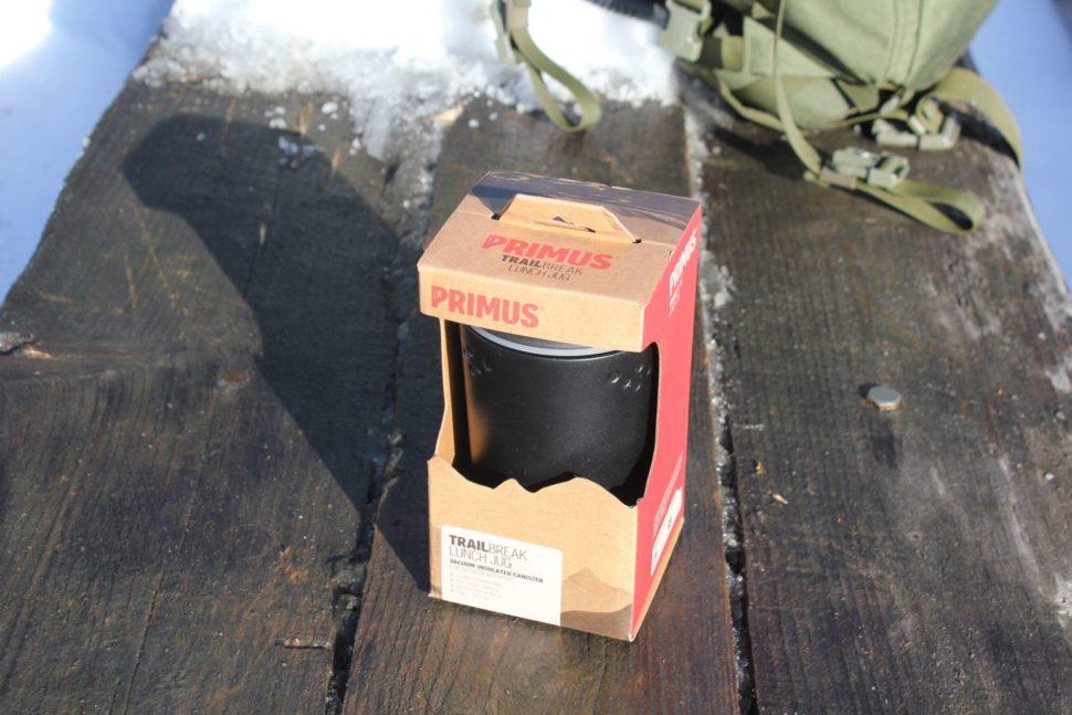 termoska najedlo Primus 550 black 1